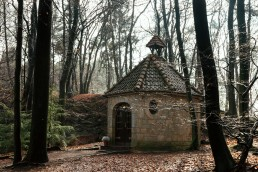 Waldkapell Tecklenburg im Teutoburger Wald