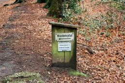 Waldlehrpfad Tecklenburg Teutoburger Wald